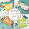 SG: Let's Party - 1 Layout Kit