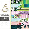 Altenew 6x6 Paper Pad: Enjoy the Ride
