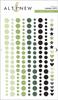 Altenew Enamel Dots: Green Fields