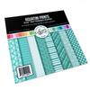 Catherine Pooler Designs 6x6 Paper Pad: Aquatini Prints