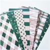 Catherine Pooler Designs 3.5x8.5 Slimline Paper Pad: Garland & Greenery