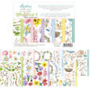 Mintay Papers Flora Book #4 6x8 Paper Pad