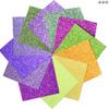 Memory Box 6x6 Paper Pad: Graceful Garden Glitter
