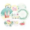 P13 Summer Vibes Decorative Tags: Set 1