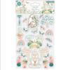 Craft Consortium Puffy Stickers: Secret Garden
