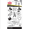Disney Mickey Mouse & Friends Clear Stamps: Mickey and Friends