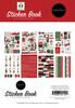 Carta Bella Home For Christmas Sticker Book