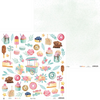P13 Sugar & Spice 12x12 Paper: 07