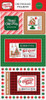 Carta Bella Christmas Cheer 6x13 Chipboard Frames