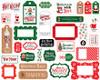 Carta Bella Christmas Cheer Frames & Tags