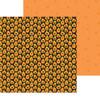 Doodlebug Happy Haunting 12x12 Paper: Hello Pumpkin