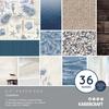 KaiserCraft Coastline 6.5x6.5 Paper Pad (w/diecuts)