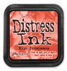 Distress Ink Pad: Ripe Persimmon