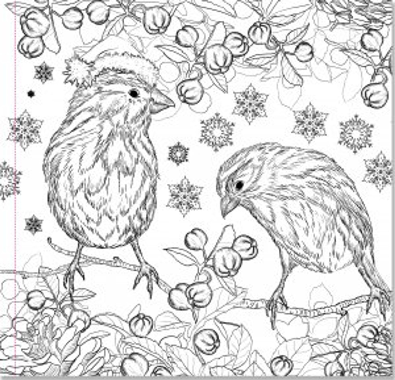 - Studio Series By Peter Pauper Press: Christmas Designs Artist's