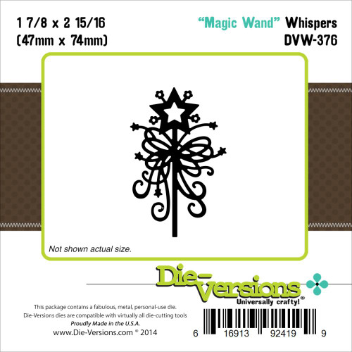 Die-Versions Whispers: Magic Wand