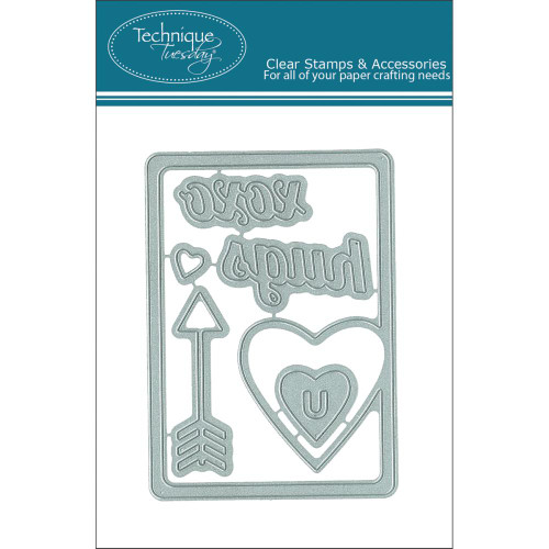 Technique Tuesday Dies: Heart Card