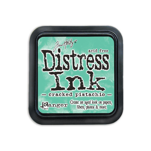 Distress Ink Pad: Cracked Pistachio