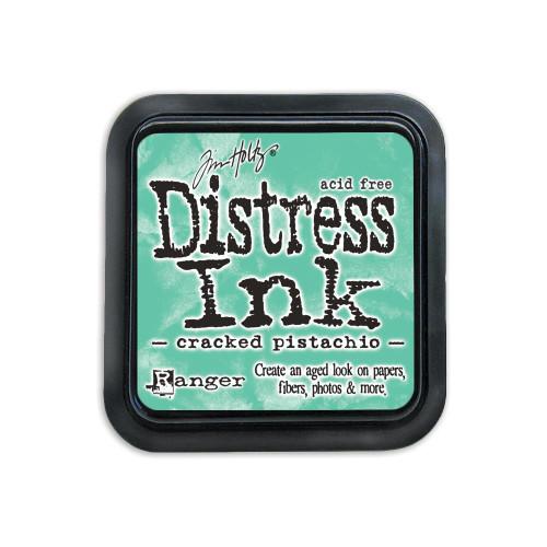 Distress Ink Pad: Cracked Pistachio