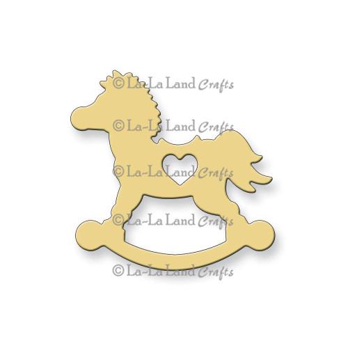 La-La Land Craft Dies: Rocking Horse