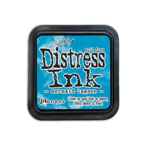 Distress Ink Pad: Mermaid Lagoon