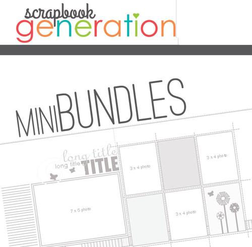 MINI-BUNDLE: May 2015 - NSD Mini-Bundle Pocket Page