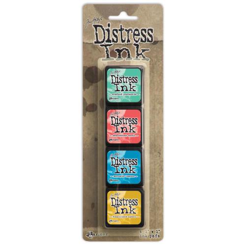 Tim Holtz Distress Ink Pad Mini Kit #13