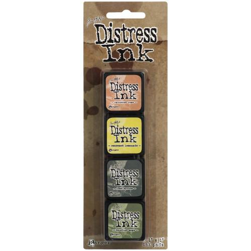 Tim Holtz Distress Ink Pad Mini Kit #10