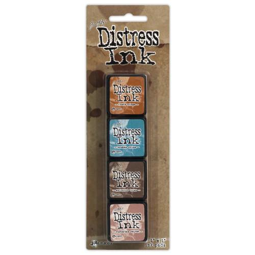 Tim Holtz Distress Ink Pad Mini Kit #6