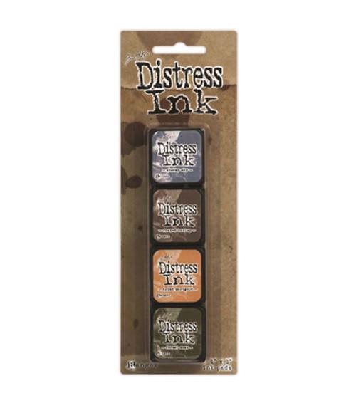 Tim Holtz Distress Ink Pad Mini Kit #9