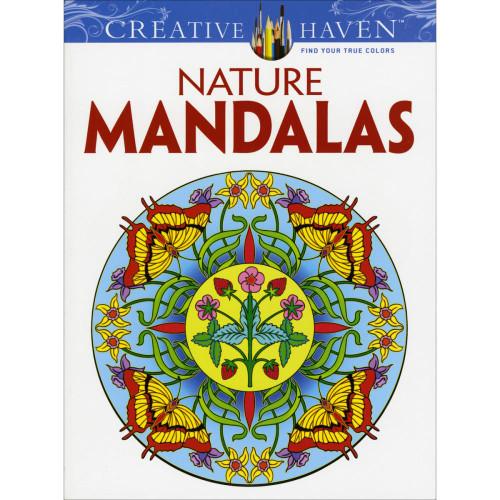 Creative Haven Coloring Book: Nature Mandalas