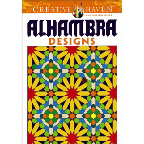 Creative Haven Coloring Book: Arabesque (Alahambra) Designs