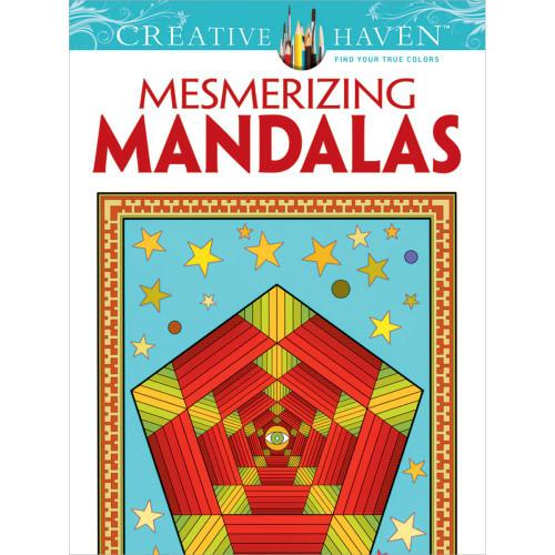 Creative Haven Coloring Book: Mesmerizing Mandalas