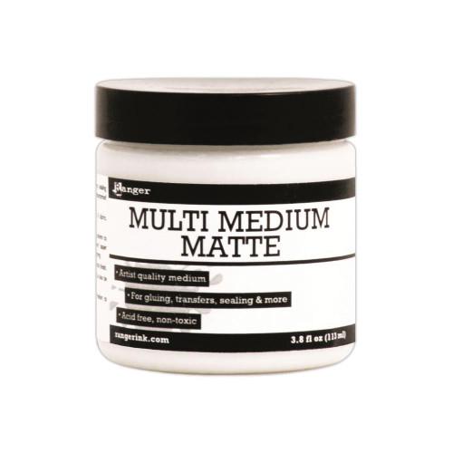 Ranger Multi Medium: Matte (3.8 oz Jar)