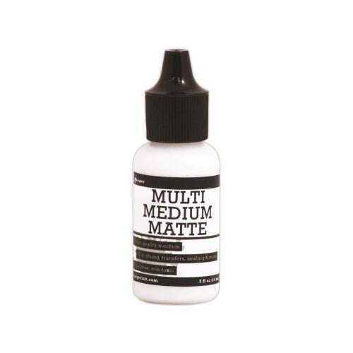Ranger Multi Medium: Matte (.05 oz Bottle)