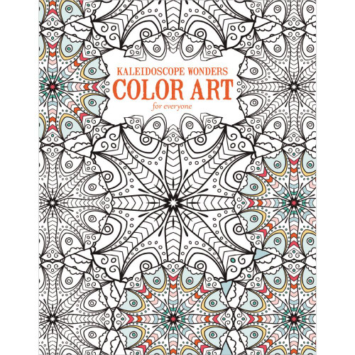 Kaleidoscope Wonders Color Art For Everyone