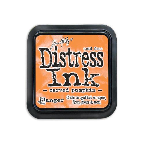 Distress Ink Pad: Carved Pumpkin
