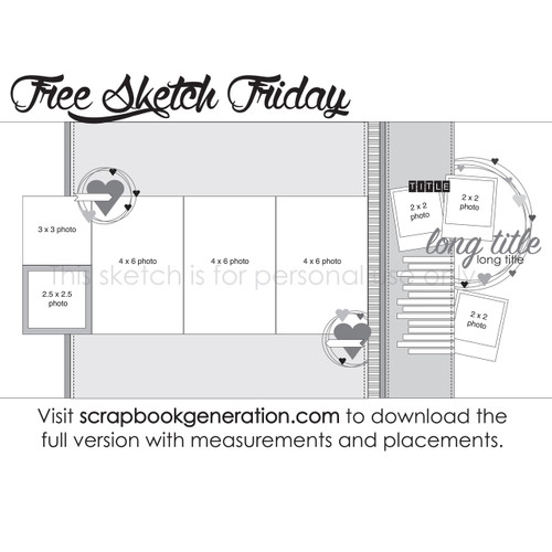 SG Free Sketch Download: January 29, 2016