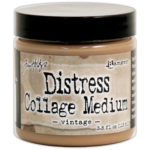 Tim Holtz Distress Collage Medium: Vintage
