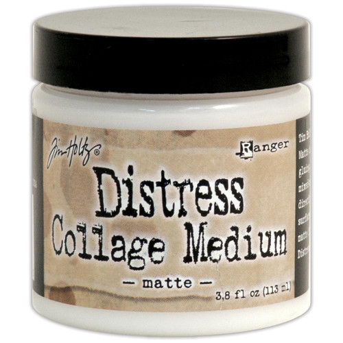Tim Holtz Distress Collage Medium: Matte