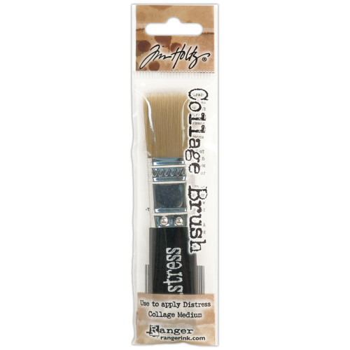 "Tim Holtz Distress Collage Brush (3/4"")"