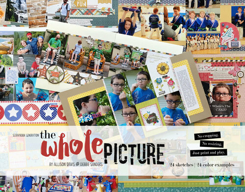 * DIGITAL DOWNLOAD * E-BOOK: The Whole Picture