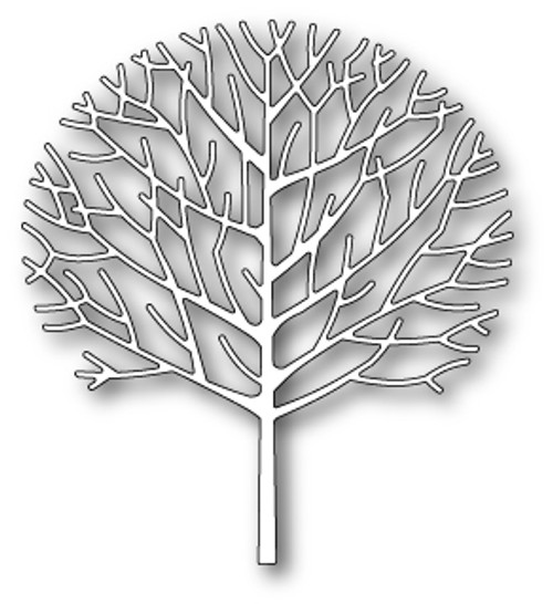 Poppystamps Dies: Trim Tree