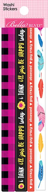 CLEARANCE | Bella Blvd Addison Washi Stickers