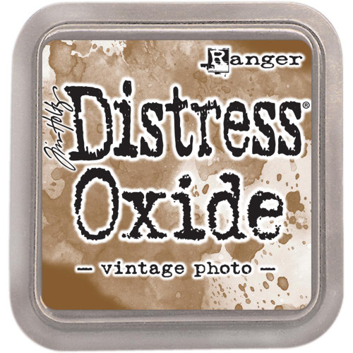 Distress Oxide Ink Pad: Vintage Photo