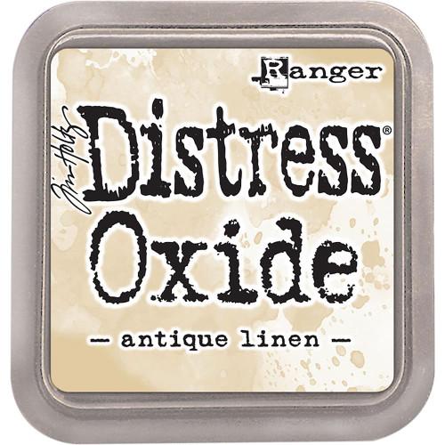 Distress Oxide Ink Pad: Antique Linen