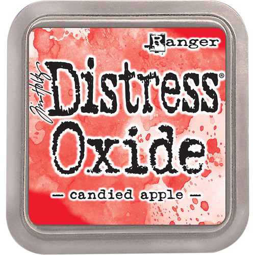 Distress Oxide Ink Pad: Candied Apple
