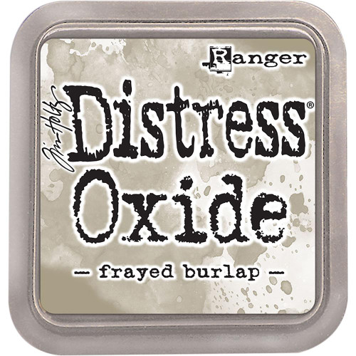 Distress Oxide Ink Pad: Frayed Burlap