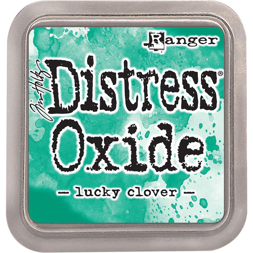 Distress Oxide Ink Pad: Lucky Clover
