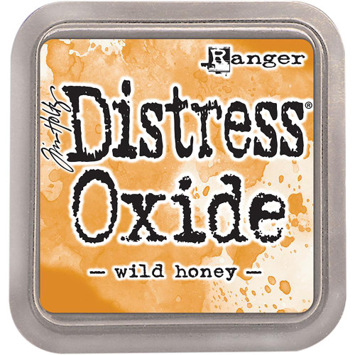 Distress Oxide Ink Pad: Wild Honey