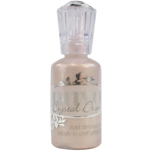 Nuvo Crystal Drops: Antique Rose